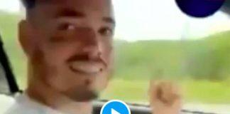 Cuba le petit-fils de Fidel Castro au volant d'une voiture de luxe fait polémique - VIDEO