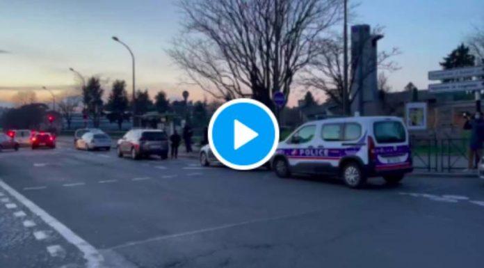 Des adolescents poignardés lors du rixe dans le 16e arrondissement de Paris - VIDEO