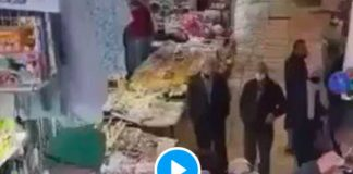 Des colons israéliens ivres boivent de l'alcool dans l'enceinte de la mosquée Al-Aqsa - VIDEO