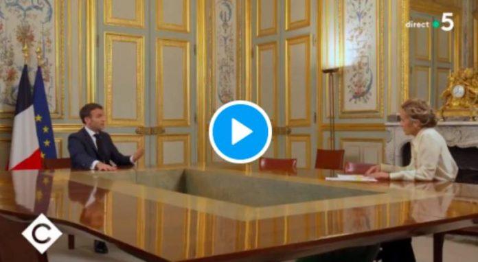 Emmanuel Macron «'Je soutiens les caricatures contre le prophète', je n'ai jamais dit cette phrase » - VIDEO
