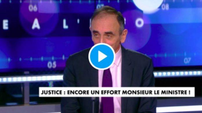 Eric Zemmour « Il faut multiplier les cas de déchéance de nationalité pour les délinquants qui ont la double nationalité » - VIDEO