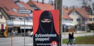 La Suisse interdit le port de la burqa et du niqab dans les lieux publics