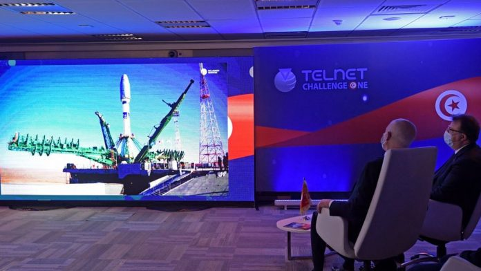 La Tunisie, premier pays du Maghreb, a lancé un satellite fabriqué localement