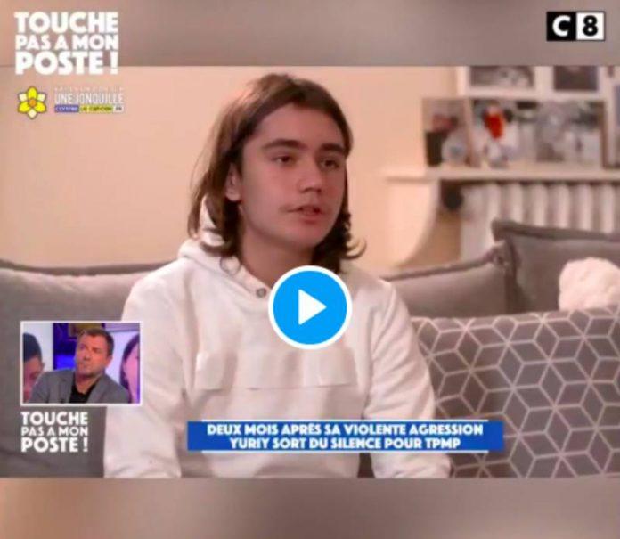 Le jeune Yuriy prend la parole pour la première fois depuis son agression - VIDEO