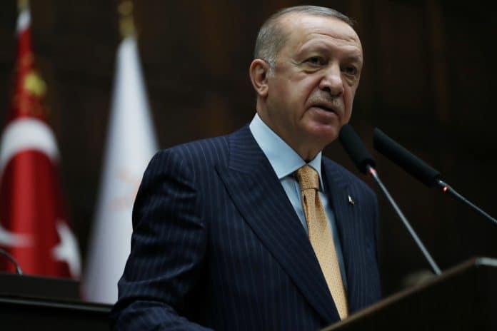 Le président Erdogan qualifie Gérald Darmanin d'«islamophobe»