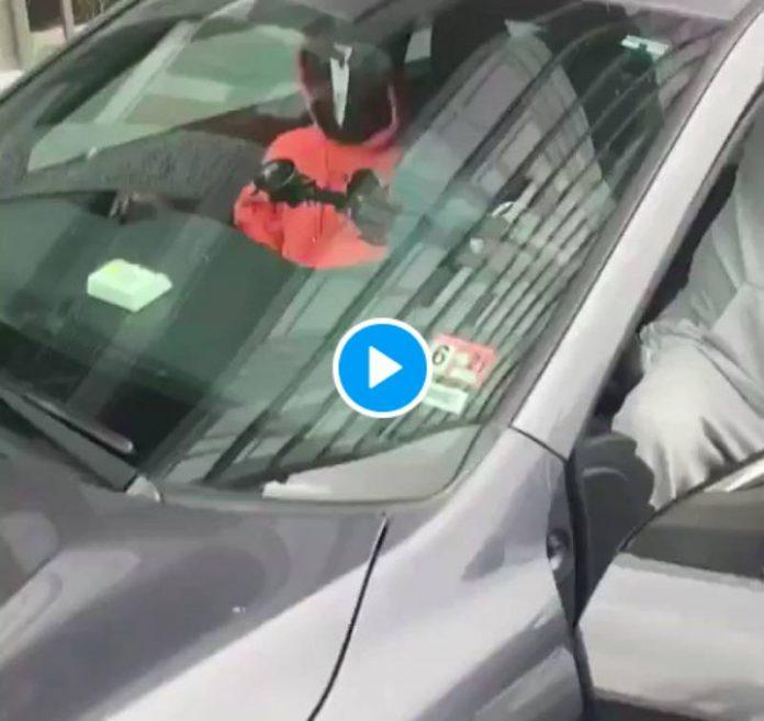 Mohammad, chauffeur Uber Eats, trouve la mort après une tentative de carjaking filmée - VIDEO