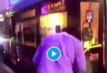 Noisy-le-Sec un homme immole par le feu une passagère dans un bus - VIDEO