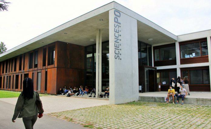 Sciences Po Grenoble- des étudiants affichent les noms de professeurs accusés islamophobie