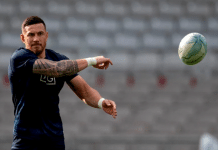 Sonny Bill Williams encourage la hijama et diffuse une photo de lui en pleine séance