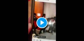 Toulouse des militants d'extrême droite saccagent les locaux du Conseil Régional en pleine assemblée - VIDEO