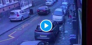 Un chien de garde s'acharne sur une mère et ses enfants en pleine rue, les victimes dans un état grave - VIDEO