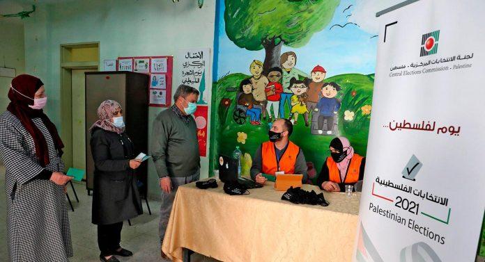 Une nouvelle application mobile accompagne les Palestiniens dans leur choix politique