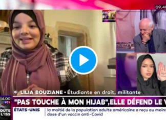 « Les musulmanes sont simplement soumises à vos critiques ! » Lilia Bouziane humilie des journalistes en direct sur LCI - VIDEO