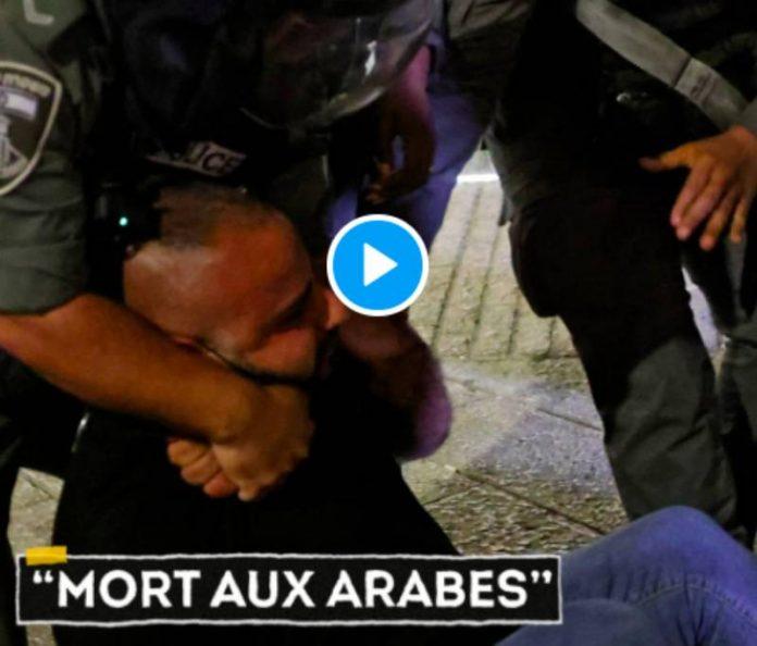 «Mort aux arabes !» des centaines de colons israéliens attaquent les Palestiniens à Jérusalem - VIDEO