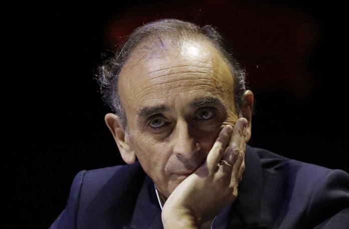 Aix-en-Provence - une élue accuse Eric Zemmour d'agression sexuelle