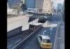 Algérie la vidéo surprenante d'un véhicule sauvé miraculeusement d'un grave accident - VIDEO