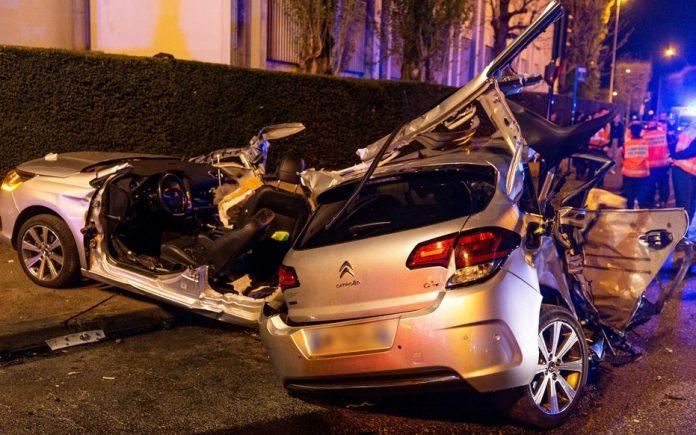 Aulnay-sous-Bois - un terrible accident provoque la mort de Sabrina et de son fils de 3 ans