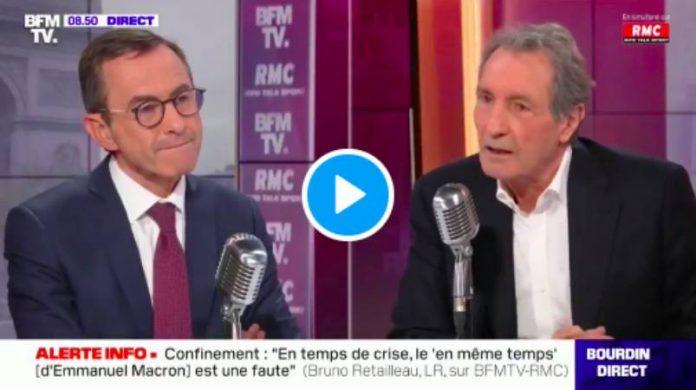 Bruno Retailleau « Ce ne sont pas les juifs, les boudhistes, les catholiques ou les protestants qui posent un problème aujourd'hui en France » - VIDEO