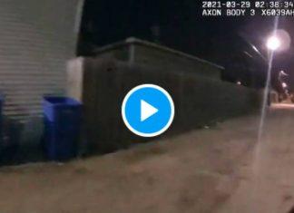 Chicago la vidéo d'un adolescent de 13 ans tué par la police fait scandale - VIDEO