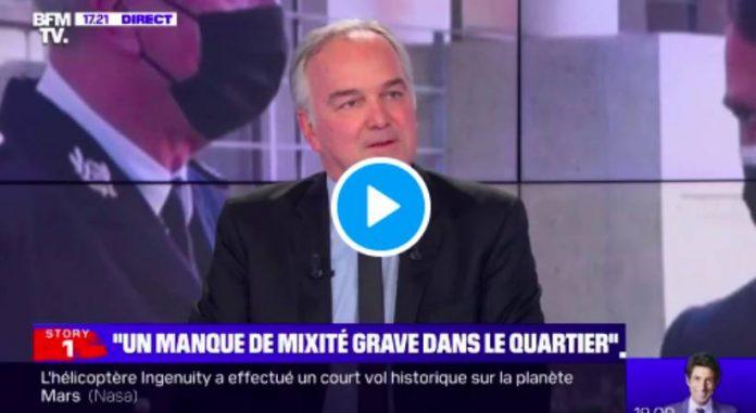 Christophe Barbier s'étonne qu'une «femme voilée parle parfaitement Français» - VIDEO