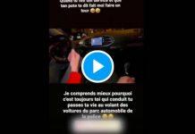 Clermont-Ferrand Sans permis, le fils du commissaire se filme à bord du véhicule de police de son père - VIDEO