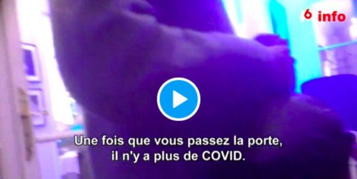 Covid-19 la vidéo de dîners clandestins luxueux composés de ministres fait scandale - VIDEO