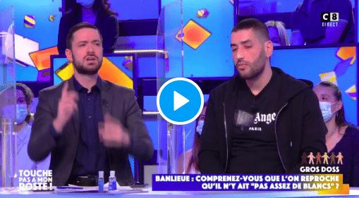 David Guiraud «Vous voyez la violence que quand ce sont des noirs et des arabes» - VIDEO