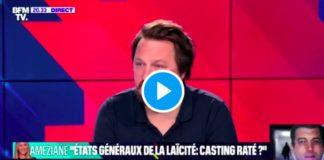 Geoffroy Lejeune admet que la loi séparatisme vise à freiner «l'islamisation de la France» - VIDEO