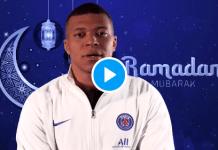 Les joueurs du Paris Saint-Germain souhaitent un bon Ramadan aux musulmans - VIDEO