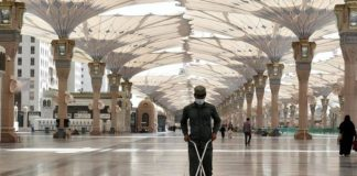 Médine - la mosquée du Prophète ﷺ se prépare à recevoir des fidèles pour les derniers jours du Ramadan