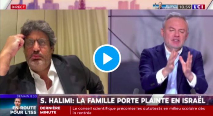Meyer Habib envisage qu'Israël «capture» illégalement le meurtrier de Sarah Halimi en France