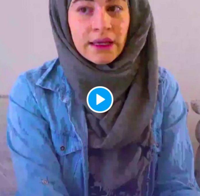 Témoignage Nadia licenciée de Camaieu en raison de son voile - VIDEO