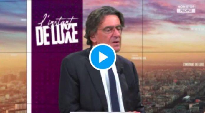«Avec 3000 euros, je n'arrive évidemment pas à vivre» se plaint l'ancien ministre Luc Ferry - VIDEO