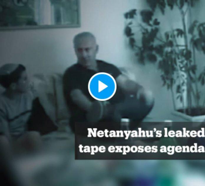 «Ils ne nous gêneront pas» une vidéo confidentielle montre Netanyahu se vantant d'avoir «manipulé» les Etats-Unis - VIDEO