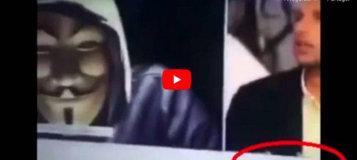 «Jérusalem capitale éternelle de la Palestine» un hacker palestinien pirate en direct la télévision officielle israélienne - VIDEO