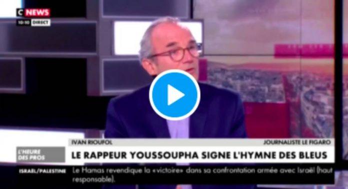 «L'équipe de France est devenue l'équipe des banlieues» Ivan Rioufol furieux de la titularisation de Benzema - VIDEO