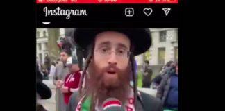 «La Palestine sera libre» des juifs orthodoxes condamnent Israël et apportent leur soutien aux Palestiniens - VIDEO