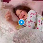 «Maman, je ne veux pas mourir» une petite fille Palestinienne effrayée se confie à sa mère - VIDEO