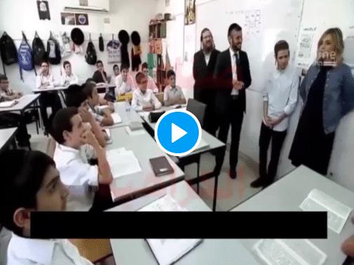 «Quand je rencontre un arabe, je veux le tuer» Les écoliers israéliens apprennent la haine des musulmans - VIDEO