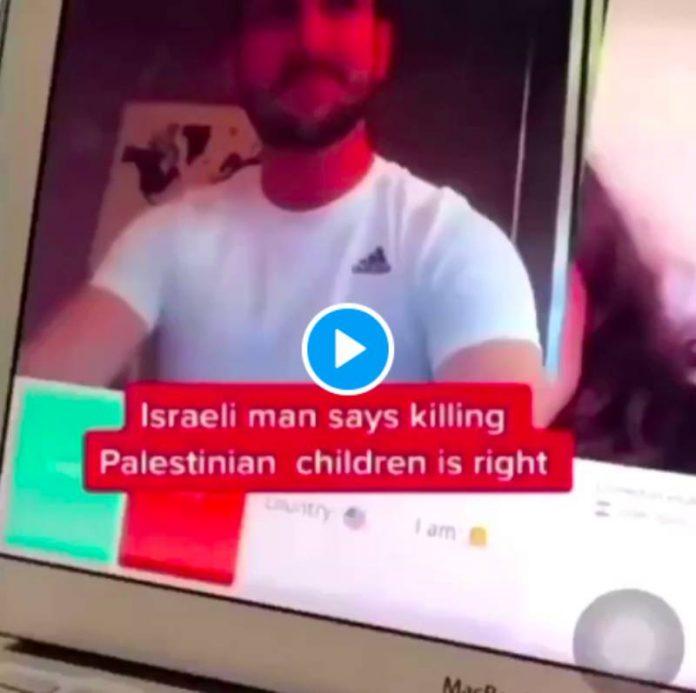 «Tous les enfants Palestiniens méritent de mourir»les propos choquants d'un soldat israélien - VIDEO