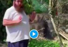 Si ce n'est pas moi qui la vole, ça sera quelqu'un d'autre déclare un colon qui occupe de force une maison palestinienne - VIDEO