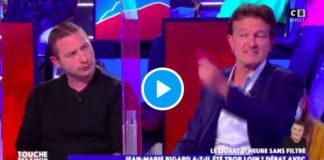 «Assassin, espèce de crétin…»: l'énorme clash entre Richard Boutry et Laurent Alexandre autour du Covid-19 - VIDEO