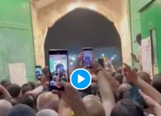 Des milliers de Palestiniens défilent dans la mosquée Al-Aqsa en scandant «Labayk Ya Aqsa» -VIDEO