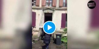 Fatma expulsée violemment de son logement insalubre loué par l'adjoint au maire de Pierrefitte - VIDEO