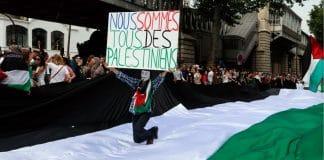 Gérald Darmanin tente d'interdire la mobilisation pro-Palestine prévue samedi à Paris