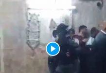Les soldats israéliens attaquent les fidèles musulmans dans la mosquée Al-Aqsa - VIDEO