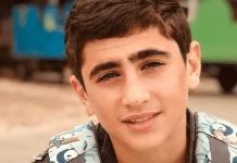 Palestine - Said Odeh âgé de 16 ans meurt de deux balles dans le dos tirées par les soldats israéliens