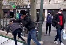 Paris - l'homme qui a pousséune femme dans les escaliers du métro expulsé de France