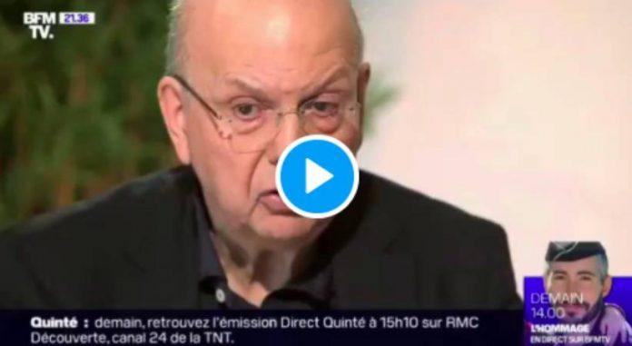 Patrick Buisson « J'ai plus de respect pour une femme voilée que pour une lolita» - VIDEO
