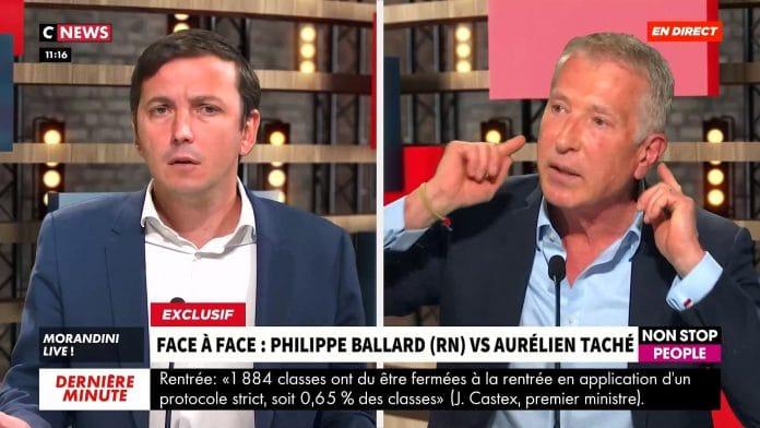 Philippe Ballard - « On peut s'interroger sur l'amour de la France d'une jeune fille de 20 ans qui porte le voile » - VIDEO